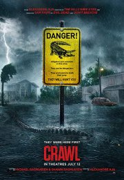 Ölümcül Sular (Crawl)