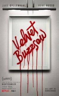 Velvet Buzzsaw 2019 Türkçe Dublaj