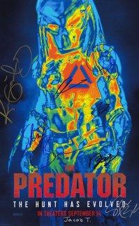 Yırtıcı Hayvan (The Predator)